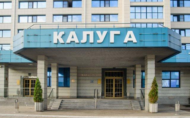 Гостиница Калуга в Калуге - забронировать гостиницу Калуга, цены и фото номеров вид на фасад