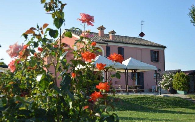 Отель Country House Le Meraviglie Италия, Реканати - отзывы, цены и фото номеров - забронировать отель Country House Le Meraviglie онлайн вид на фасад