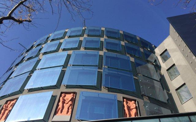 Ruby Marie Hotel Vienna Вена вид на фасад
