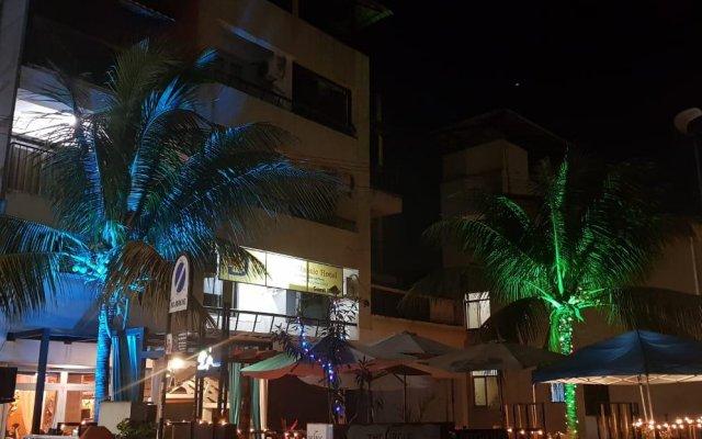 Dona Paula Classic Hotel Гоа вид на фасад