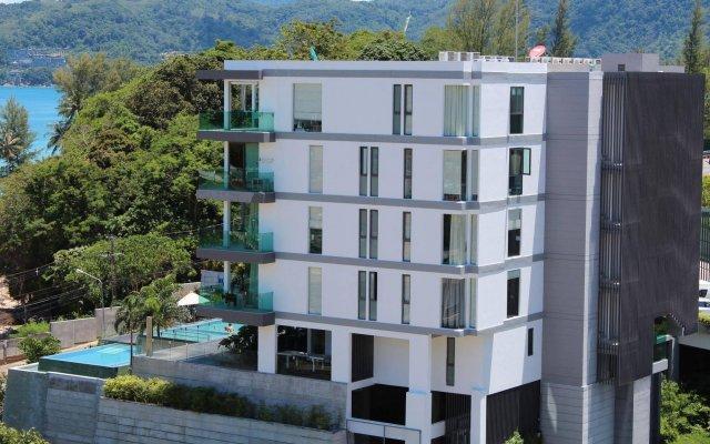 Отель Relax @ Twin Sands Resort and Spa вид на фасад