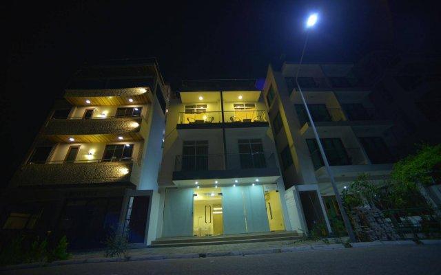 Отель Hathaa Beach Maldives вид на фасад