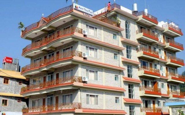 Отель Third Pole Непал, Покхара - отзывы, цены и фото номеров - забронировать отель Third Pole онлайн вид на фасад