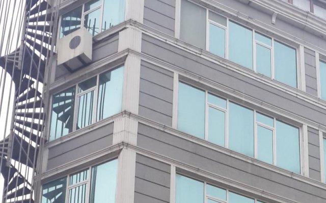 The Luxx Boutique Hotel вид на фасад