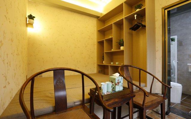 Отель Beichangjie quadrangle dwellings Китай, Пекин - отзывы, цены и фото номеров - забронировать отель Beichangjie quadrangle dwellings онлайн комната для гостей