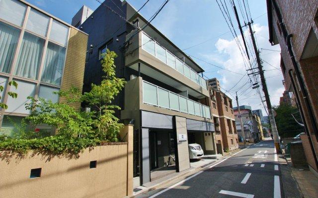 Отель Forest Inn Tenjin Minami Фукуока вид на фасад