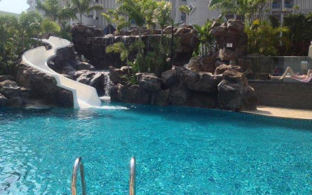 Отель Yephet Condo Pattaya бассейн