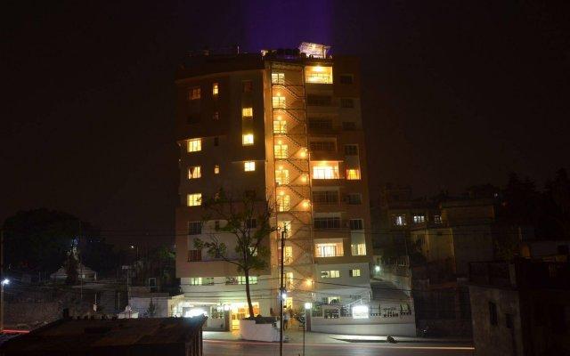 Отель Retreat Serviced Apartment Непал, Катманду - отзывы, цены и фото номеров - забронировать отель Retreat Serviced Apartment онлайн вид на фасад