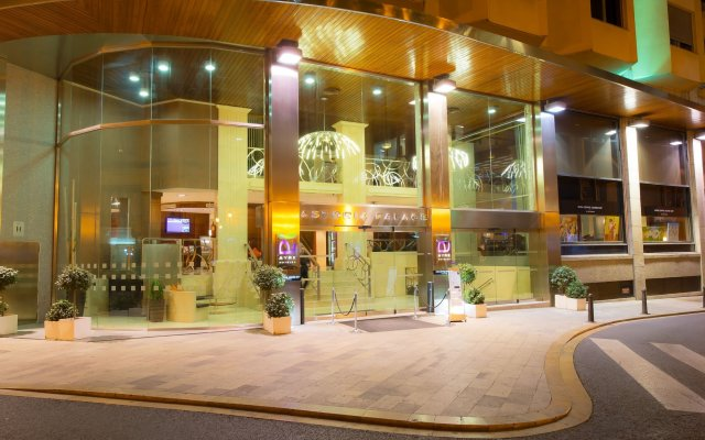 Отель Ayre Hotel Astoria Palace Испания, Валенсия - 1 отзыв об отеле, цены и фото номеров - забронировать отель Ayre Hotel Astoria Palace онлайн вид на фасад