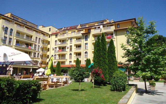 Отель PS Summer Dreams Болгария, Солнечный берег - отзывы, цены и фото номеров - забронировать отель PS Summer Dreams онлайн вид на фасад