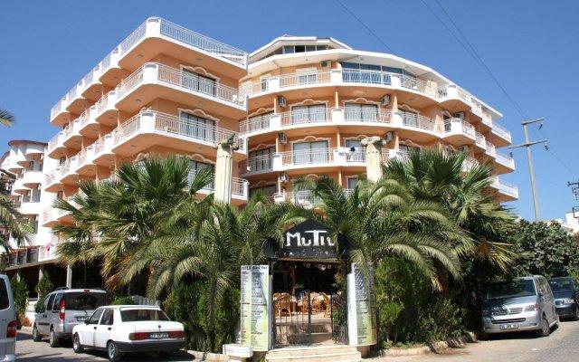 Mutlu Apart Hotel Турция, Дидим - отзывы, цены и фото номеров - забронировать отель Mutlu Apart Hotel онлайн вид на фасад