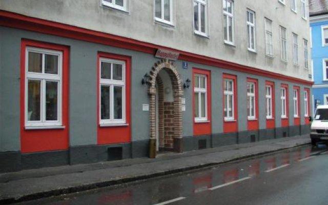 Отель HappyHostel Австрия, Вена - отзывы, цены и фото номеров - забронировать отель HappyHostel онлайн вид на фасад