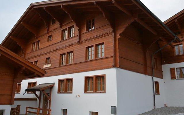 Отель Anne (Tiefparterre) вид на фасад