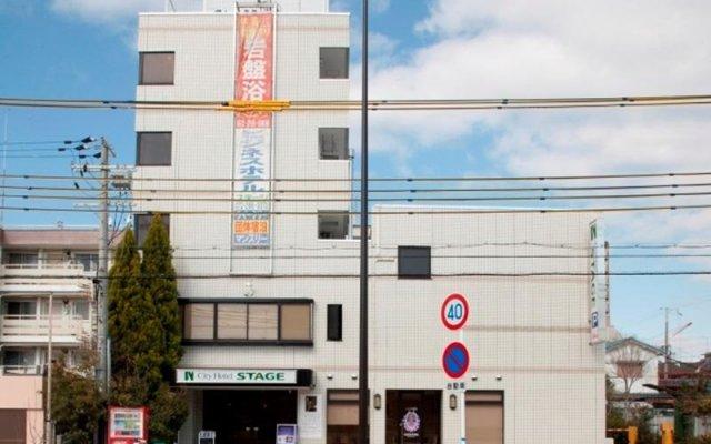 Hotel Stage Такаиси вид на фасад