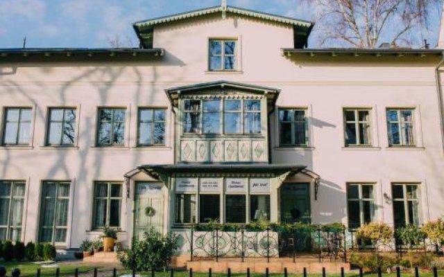 Отель Villa Sopocka Сопот вид на фасад