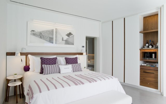 Отель Grace Santorini Греция, Остров Санторини - отзывы, цены и фото номеров - забронировать отель Grace Santorini онлайн комната для гостей