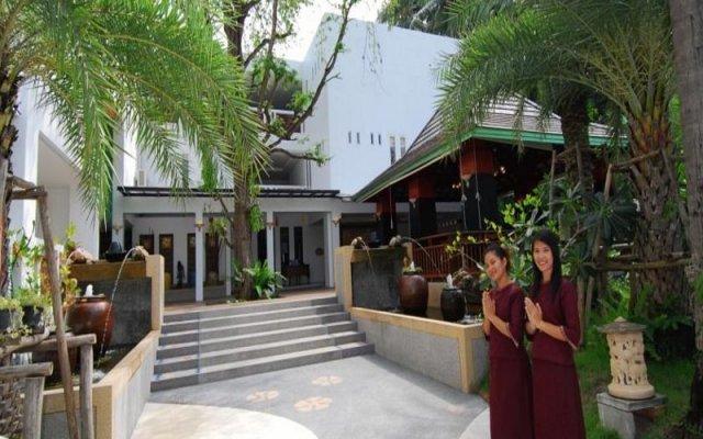 Отель Koh Tao Montra Resort & Spa вид на фасад