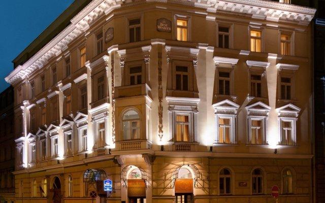 Отель Kinsky Garden Чехия, Прага - 10 отзывов об отеле, цены и фото номеров - забронировать отель Kinsky Garden онлайн вид на фасад
