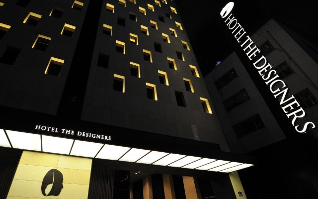 Отель The Designers Jongno Южная Корея, Сеул - отзывы, цены и фото номеров - забронировать отель The Designers Jongno онлайн вид на фасад