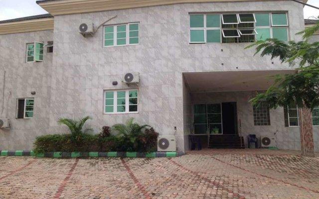 Отель Ekulu Green Guest House Нигерия, Энугу - отзывы, цены и фото номеров - забронировать отель Ekulu Green Guest House онлайн вид на фасад