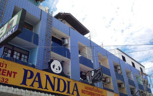 Отель Pandia House вид на фасад