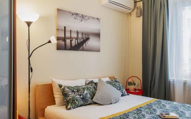 Гостиница GMApartments 3 rooms at Patriarshie Ponds