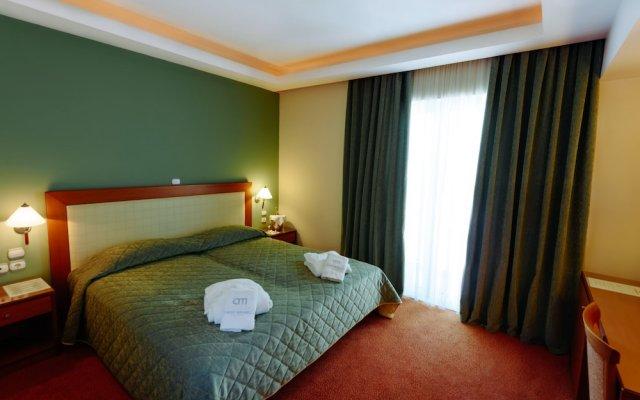 Отель The Athens Mirabello Греция, Афины - 1 отзыв об отеле, цены и фото номеров - забронировать отель The Athens Mirabello онлайн вид на фасад