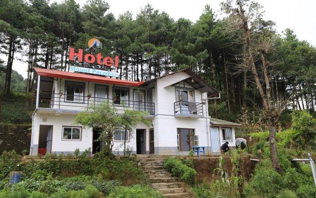 Отель Mount Paradise Непал, Нагаркот - отзывы, цены и фото номеров - забронировать отель Mount Paradise онлайн вид на фасад