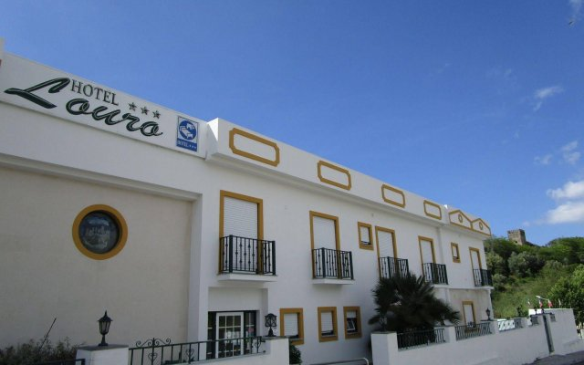 Hotel Louro вид на фасад