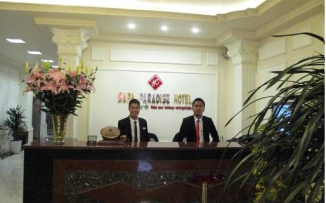 Отель Sapa Paradise Hotel Вьетнам, Шапа - отзывы, цены и фото номеров - забронировать отель Sapa Paradise Hotel онлайн интерьер отеля