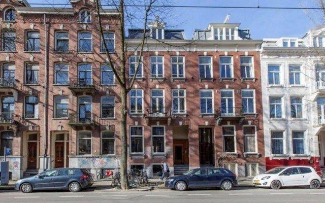 Апартаменты Tulip Apartment A вид на фасад