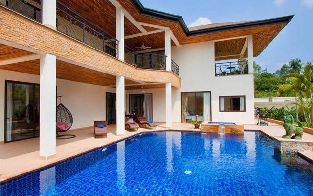 Отель Phoenix Lakeside Pool Villa вид на фасад