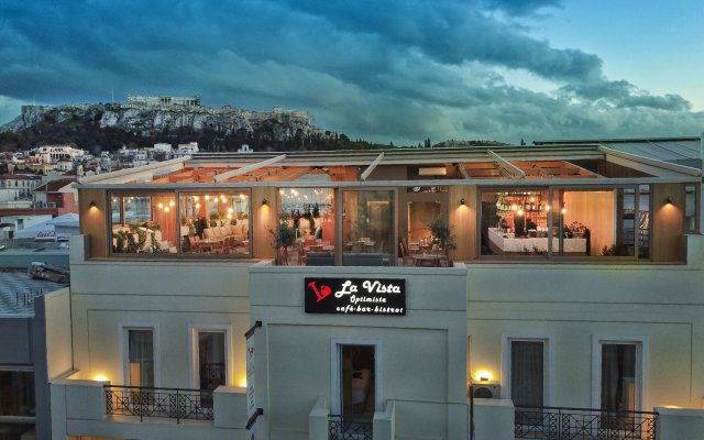 Отель Lotus Center Apartments Греция, Афины - отзывы, цены и фото номеров - забронировать отель Lotus Center Apartments онлайн вид на фасад