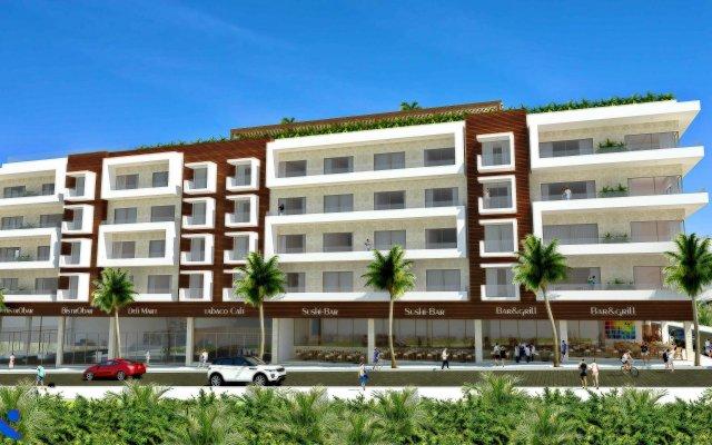 Отель The Reef 28 All Inclusive - Adults Only вид на фасад