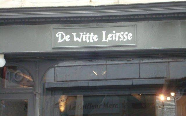 Отель De Witte Leirsse 1557 Брюссель вид на фасад