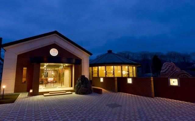 Отель Pirika Rera Hotel Япония, Томакомай - отзывы, цены и фото номеров - забронировать отель Pirika Rera Hotel онлайн вид на фасад