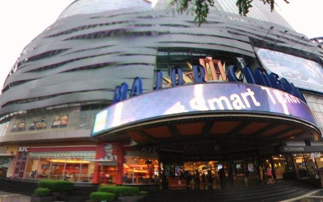 Отель S-space Hostel Chatuchak Таиланд, Бангкок - отзывы, цены и фото номеров - забронировать отель S-space Hostel Chatuchak онлайн вид на фасад
