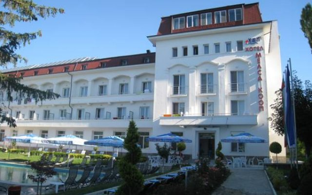 Отель Melsa COOP Hotel Болгария, Несебр - отзывы, цены и фото номеров - забронировать отель Melsa COOP Hotel онлайн вид на фасад