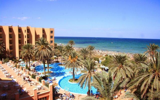 Отель El Ksar Resort And Thalasso Сусс