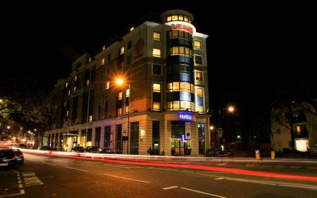 London Marriott Hotel Maida Vale вид на фасад