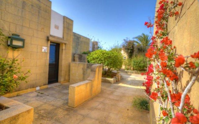 Hotel Ta' Cenc & Spa вид на фасад
