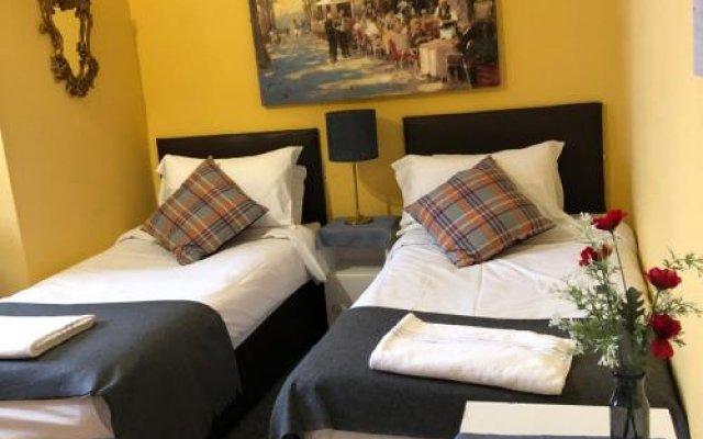 Отель Counan Guest House Великобритания, Эдинбург - отзывы, цены и фото номеров - забронировать отель Counan Guest House онлайн вид на фасад