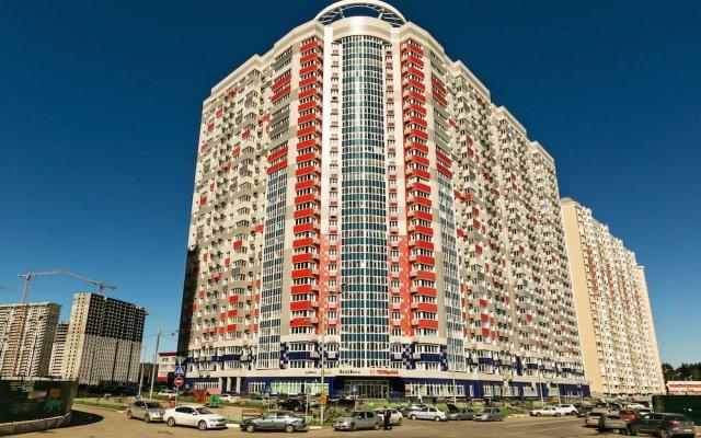 Гостиница MaxRealty24 Putilkovo, Spaso-Tushinskiy Boulevard 2 вид на фасад