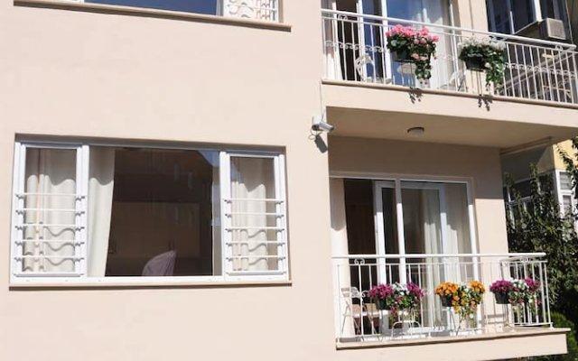 Отель Ortakoy Bosphorus Apart вид на фасад