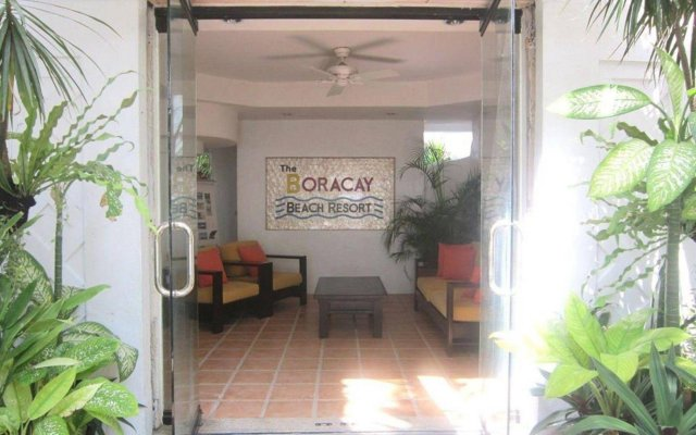 Отель The Boracay Beach Resort Филиппины, остров Боракай - 1 отзыв об отеле, цены и фото номеров - забронировать отель The Boracay Beach Resort онлайн вид на фасад