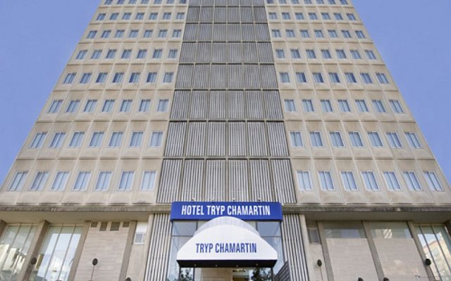Hotel Madrid Chamartín Affiliated by Meliá