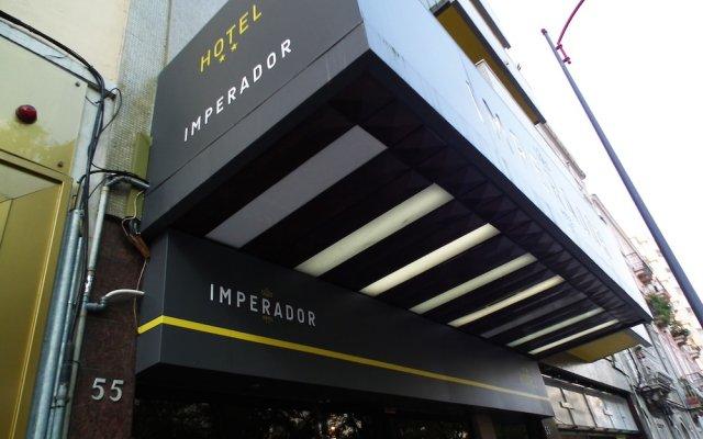 Hotel Imperador вид на фасад