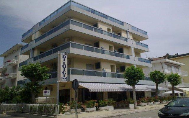 Hotel di Luigi вид на фасад