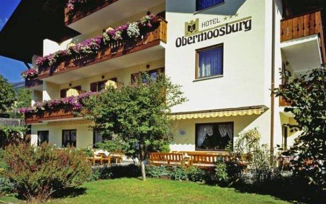 Hotel Obermoosburg Силандро вид на фасад