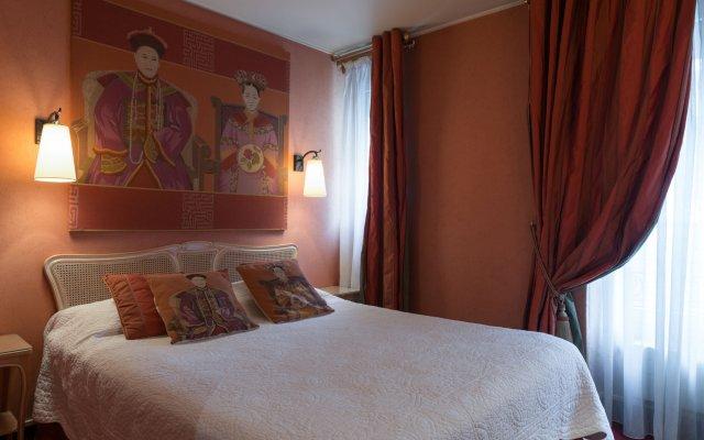 Отель Neuilly Park Нёйи-сюр-Сен комната для гостей